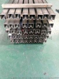 不锈钢单槽管、双槽管