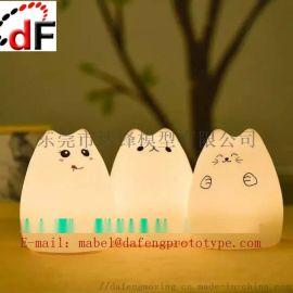 定制 LED照明灯具外壳 防水庭院灯室外蘑菇灯外壳