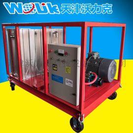 沃力克WL6030工业高压管道清洗机!