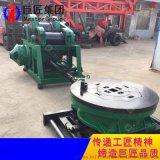 磨盤打樁機SPJ-400磨盤式大口徑水井鑽機