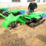 遥控履带开沟机,开沟施肥回填旋耕除草一体机