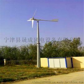 沿海专用低速永磁风力发电机30千瓦耐腐蚀风机