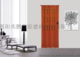 专业订做批发 塑料门 塑胶门 折叠门 推拉门 PVC门窗系统