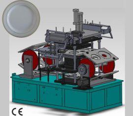 厂家直销塑料盘全自动烫金机
