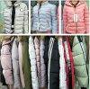 廣州便宜棉衣羽絨服地攤貨雜款女裝棉服尾貨處理