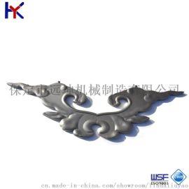 铸造不锈钢防护栏装饰物