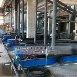 金钨锰钛钽媒矿回收6-s大槽钢摇床