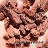 本格供应园艺火山岩 黑色火山石 大块造景火山岩