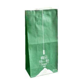 供应袋牛皮纸有机面粉小麦包装袋超市用食品包装袋定制