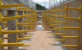 高强度电线管支架 玻璃钢电缆支架