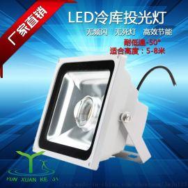 供应家明节能100lm/w大功率LED冷库灯