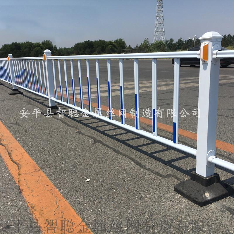 智聪市政护栏 道路防护护栏 天津市政护栏