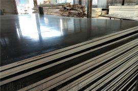 廊坊建筑覆膜板价格 建筑模板小红板价格