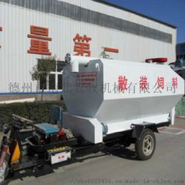饲料运输罐三轮车可定做吗?