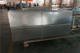 皮具城外牆鋁單板 外牆包口鋁單板 灰色金屬鋁單板
