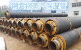 鋼套鋼直縫保溫管,預製鋼套鋼保溫管