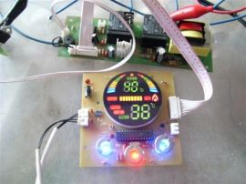 恒温6KW即热式电热水器控制板