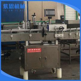 厂家全自动套标机 饮料机械贴标机定制 灌装配套设备 贴标机