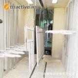 【广东创智】喷漆流水线 喷涂生产线 自动化喷粉设备