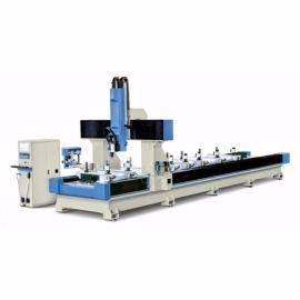 明美JGZX4-CNC-6000铝合金型材数控加工中心 铝幕墙加工设备 工业铝型材数控加工中心 数控加工中心 厂家直销