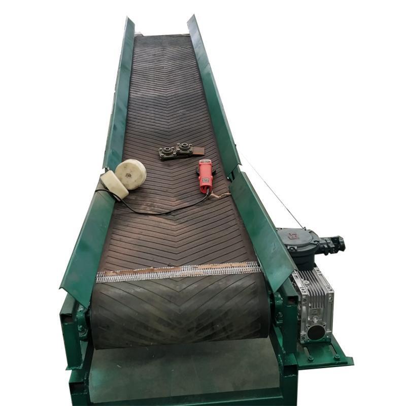 物流皮带输送机 管状带式输送机 输送机滚筒
