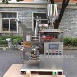 袋泡茶带线带标包装机立式包装机茶叶包装机