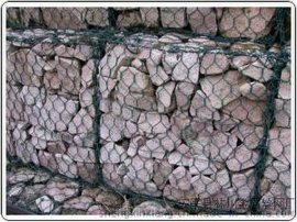 汶川市宝圣鑫格宾网是由抗腐耐磨高强的低碳镀锌钢丝编织成双绞六边形的金属网箱