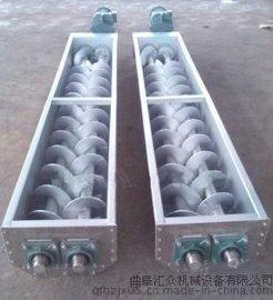 管式螺旋粉料输送机 垂直螺旋上料机 可弯曲螺旋颗粒输送机