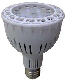 爆款推出 PAR30外壳 天花射灯外壳 32W 建准风扇 LED灯具外壳