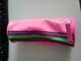 惠州工厂专业定做笔袋可印LOGO