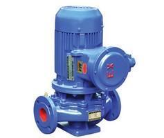 YG立式管道泵