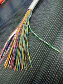 对绞铜线编织分屏蔽聚氯乙烯计算机电缆DJYPV