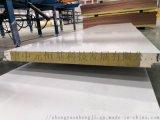 隱藏式聚氨酯側封岩棉夾芯板