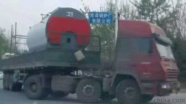 天津2吨天然气蒸汽锅炉