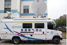 SPACENET气象影视卫星直播及应急指挥系统