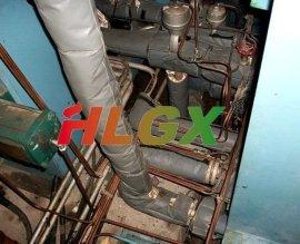 电力管道保温烟道保温方案分析