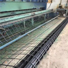 钢丝包塑土工格栅  道路复合钢塑土工格栅