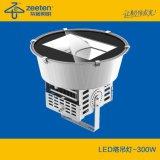 防水防雷LED塔吊燈 投射燈 高功率300W圓形 led投光燈