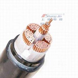 额定电压0.6/1kV交联聚乙烯绝缘聚氯乙烯护套电力电缆YJV22-4X185+1X95