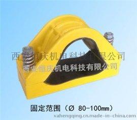 西安恒庆玻璃钢电缆固定夹具FJGP-3