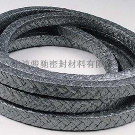 玻纤增强石墨编织盘根