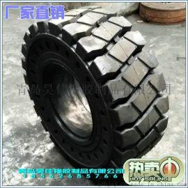 批发直销工程实心20.5/70-16装载机铲车轮胎