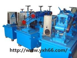 焊管机械 不锈钢管制管机厂家