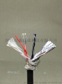 厂价   4*0.2 编织   耐油耐酸碱耐腐蚀液位送变器用导气电缆