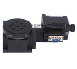 精密型电动旋转台(蜗轮蜗杆)JH-DX-60型