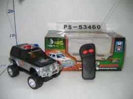 二通有灯遥控赛车(PS-53460)