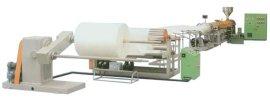 EPE塑料发泡片材挤出机组(SJF70-105)