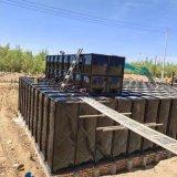 抗浮式地埋箱泵一体化给水设备(泵站)施工说明