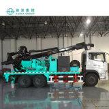 液压推进式钻机,HFDC-250车载式水井钻机