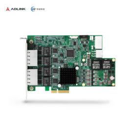 凌华图像采集卡/视频采集卡PCIE-GIE72C